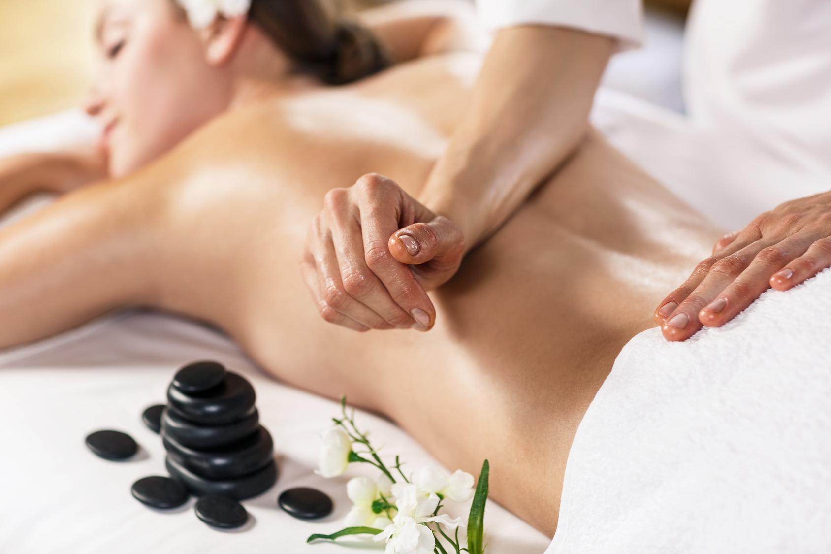 massage hypoténuse
